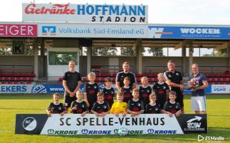 "Förderung E-Junioren ""SC Spelle Venhaus"""